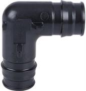 Угольник для сшитого полиэтилена 90° Uponor (Q&E) 25