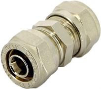 Муфта обжимная для мeталлопластиковых труб Uni-Fitt 20