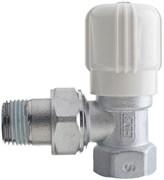 """Вентиль для радиатора ручной угловой FAR c уплотнением Loctite Dri - Seal 1/2"""" (FV 1150 12)"""