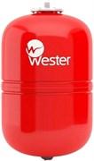 Расширительный бак Wester для отопления со сменной мембраной 18 л