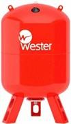 Расширительный бак Wester для отопления со сменной мембраной 200 л