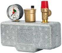 Группа безопасности котла Watts KSG 30 ISO2, сталь, до 50 кВт