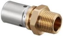 "Муфта НР пресс Oventrop Cofit P без покрытия 20 х 2.5 мм х R 3/8"""