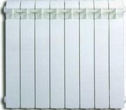 Радиатор алюминиевый секционный  GLOBAL VOX - R 350, 9 секций - фото 16398