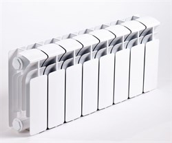 Радиатор биметаллический RIFAR Base 200, 6 секций - фото 22872