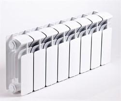 Радиатор биметаллический RIFAR Base 200, 9 секций - фото 22875