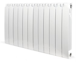 Биметаллический секционный радиатор Sira RS 500, 11 секций - фото 22901