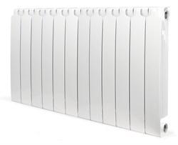 Биметаллический секционный радиатор Sira RS 500, 12 секций - фото 22902
