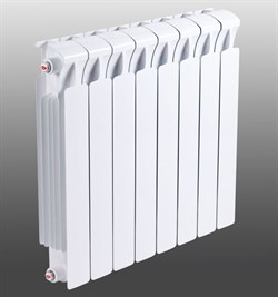 Радиатор биметаллический RIFAR Monolit 500, 10 секций - фото 22913