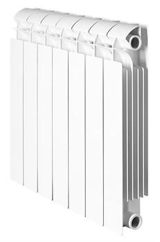 Биметаллический радиатор  Global STYLE PLUS 500, 4 секции - фото 22959