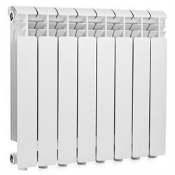 Радиатор алюминиевый секционный  GLOBAL ISEO 350, 8 секций - фото 23028