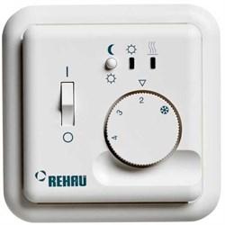 Терморегулятор Rehau SOLELEC Comfort 16 A с функцией таймера с выносным датчиком температуры - фото 28870