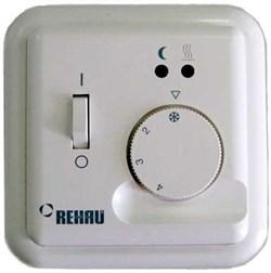 Терморегулятор Rehau SOLELEC Basic 10 A с выносным датчиком температуры - фото 28871