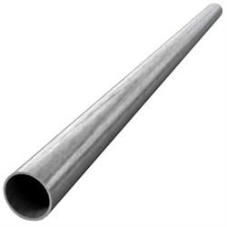 Труба стальная водогазопроводная оцинкованная Ду 32 (Дн 42,3х3,2) ГОСТ 3262-75 ТМК - фото 57341