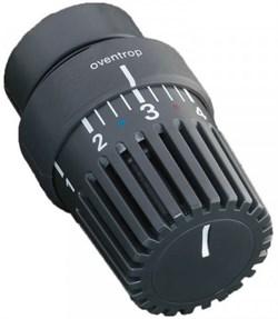 Термоголовка Oventrop, жидкостный датчик, цвет черный - фото 70640