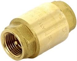 """Клапан обратный пружинный Uni-Fitt EUROPA (металлический затвор) 1/2"""" - фото 72179"""