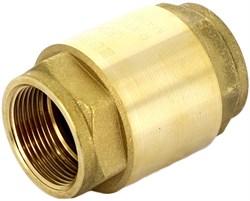 """Клапан обратный пружинный Uni-Fitt EUROPA (металлический затвор) 1 1/4"""" - фото 72192"""