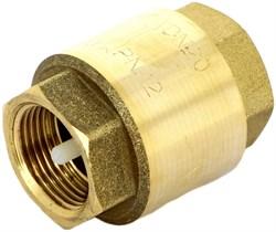 """Клапан обратный пружинный Uni-Fitt YORK (пластиковый затвор) 3/4"""" - фото 72200"""