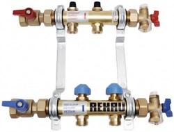 Распределительный коллектор для отопления REHAU HKV-6, art.250667-002 - фото 77463