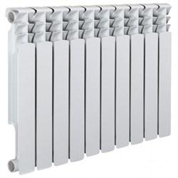 Радиатор алюминиевый секционный ТЕК.А.ТЕК АРО 500, 4 секции - фото 77478