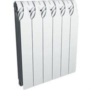 Биметаллический секционный радиатор Sira GlaDiator 500, 4 секции