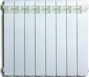 Радиатор алюминиевый секционный  GLOBAL VOX - R 350, 7 секций