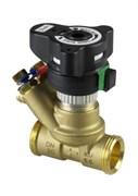 Ручной балансировочный клапан Danfoss MSV-BD Ду 15 НР