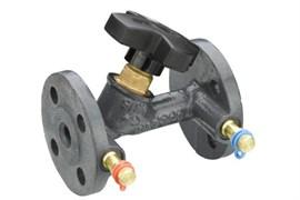 Клапан ручной балансировочный Danfoss MSV-F2 Ру 25 бар Ду 40 Фланцевый