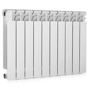 Радиатор биметаллический RIFAR Base 500, 9 секций