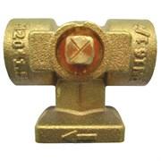 Кран для манометра трехходовой STС 1050