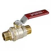 Кран шаровый Giacomini R913L Ду 32 НР/НР полный проход (ручка)