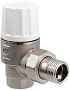 """Клапан термостатический Valtec 3/4"""" Вр-Нр угловой, пропускн. способн. 5.42 м3/час"""