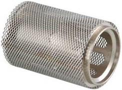 """Инвертор Valtec 1/2"""" для косого фильтра, латунный, никелированный"""