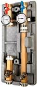 """Насосная группа Valtec VAR 11, 1 1/4"""", с байпасом и перепускным клапаном, без насоса"""