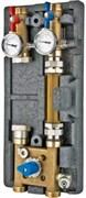"""Насосная группа Valtec VAR 21, 1 1/4""""-4W-Kv4, с байпасом и четырехходовым краном, без насоса"""