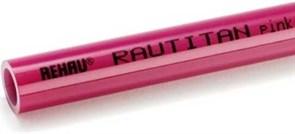 Труба Rehau Rautitan PINK 25 x 3.5