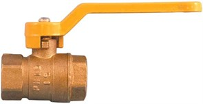 Кран шаровый газовый ПАЗ 11б41п3 Ду 32 ВР/ВР
