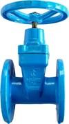 Задвижка чугунная аналог МЗВГ VOC4241 Ду 350 Ру16 130°C Tecofi