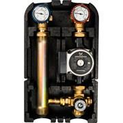 """Насосная группа Stout с термостатическим смесительным клапаном 1"""" с насосом Grundfos UPSO 25-65"""