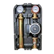 """Насосная группа Barberi с прямым контуром 1"""" с насосом Grundfos UPSO 25-65 в теплоизоляции (01G02500C)"""