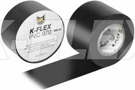 Скотч K-Flex PVC АТ 070, 50 мм х 25 м (черный)