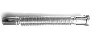 """Гофра для сифона хромированный пластик Bonomini 1 1/4""""x32mm (9332WN54B7)"""