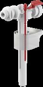 """Заливной клапан для бачка унитаза Alcaplast, боковое подключение 1/2"""" (A15/2)"""