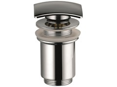 """Донный клапан для раковины нажимной Remer 1 1/4"""" (904SCC114RR)"""