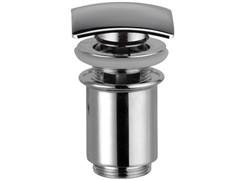 """Донный клапан для раковины с переливом нажимной Remer 1 1/4"""" (905SCC114RR)"""