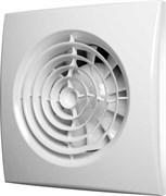 Вентилятор Эра D125 (30 дБ, контроллер Fusion Logic 1.1, обратный клапан), слоновая кость