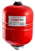 Расширительный бак Valtec для отопления со сменной мембраной 8 л