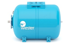 Гидроаккумулятор Wester горизонтальный 100 л (WAO100)