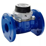 Счётчик х/в турбинный фланцевый Водоприбор ВМХ Ду 150 Ру16 50°С L=300мм