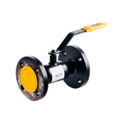 Кран шаровой стальной фланцевый Broen Ballomax КШТ 11с10фт 60.003.025 Ду 25 Ру16